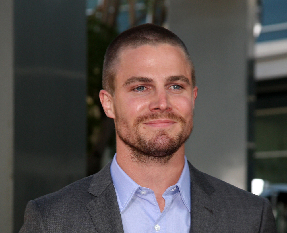 Gentleman De La Semaine Stephen Amell Highlevelcom Be